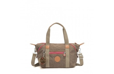Kipling ART MINI Bolso True Beige C Acuerdo