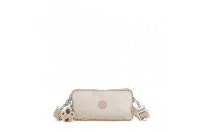 Kipling EMILIA Medium pouch (with removable strap) Glmngldmtc Acuerdo